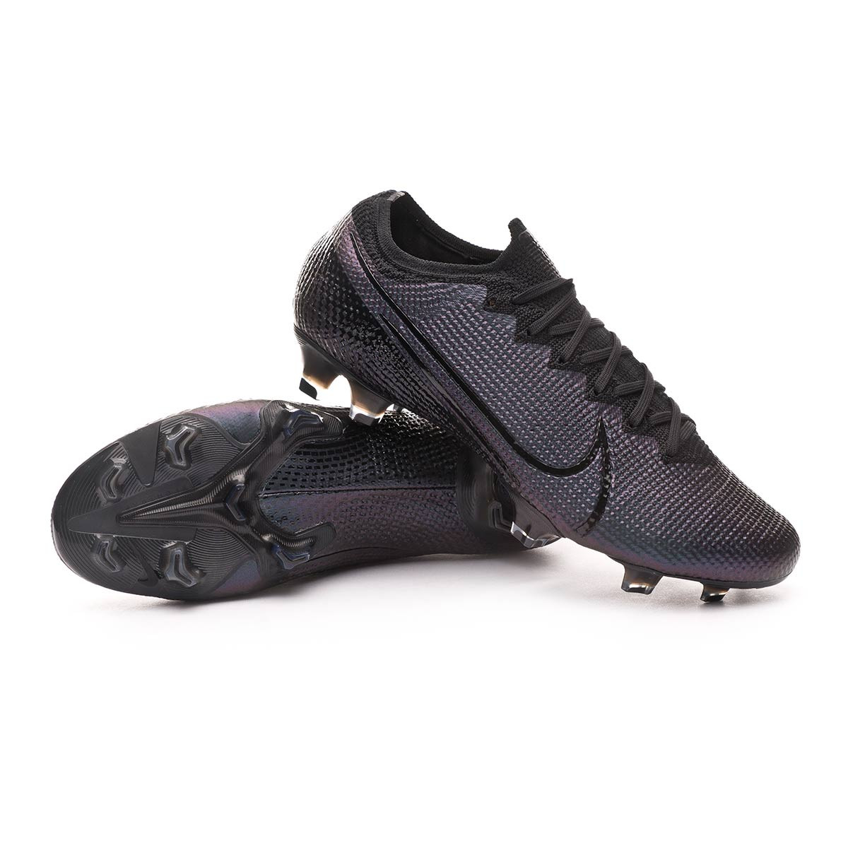 martes Descubrir corrupción  Football Boots Nike Mercurial Vapor XIII Elite FG Black - Football store  Fútbol Emotion