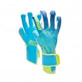 Luvas Pure Contact 3 AX2 Aqua blue-Bright green-Aqua blue