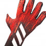 Guante Predator Pro Black-Active red