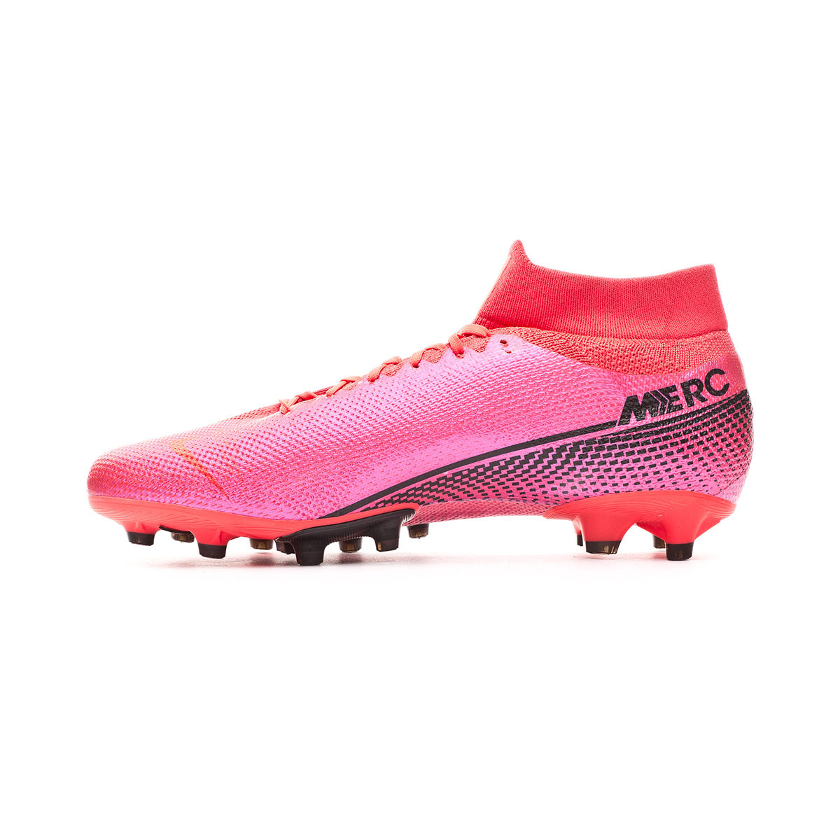global Oportuno caricia  Football Boots Nike Mercurial Superfly VII Pro AG-PRO Laser crimson-Black -  Football store Fútbol Emotion