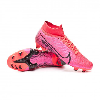 Mercurial Superfly VII Pro FG Laser crimson-Black
