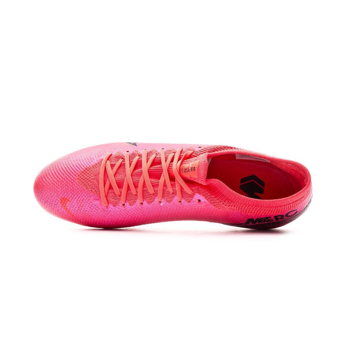 Faixa Para Cabelo c 03 Peças Rosa Branco e Preto Nike