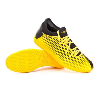 Chaussure de futsal Puma Future 5.4 IT Ultra yellow-Puma black ...