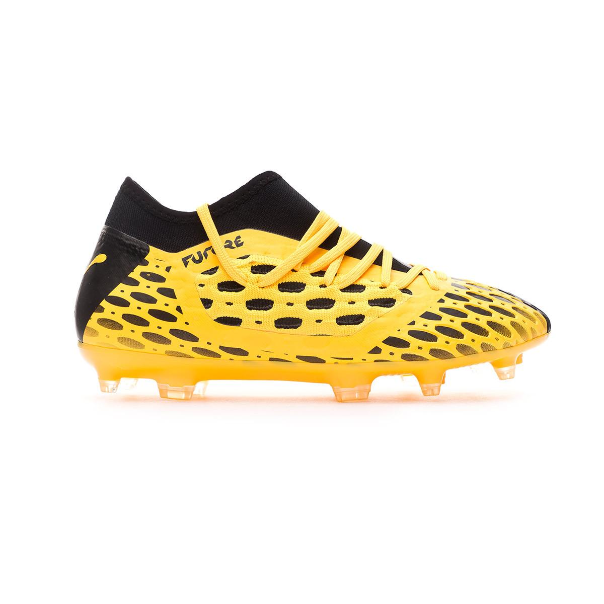 Puma Future 5.3 NETFIT FGAG Niño Football Boots