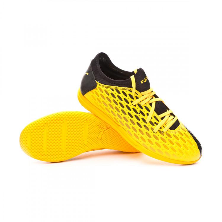 chaussure foot salle enfant puma