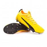 Chaussure de foot One 20.3 FG/AG Ultra Yellow-Puma Black-Orange Alert