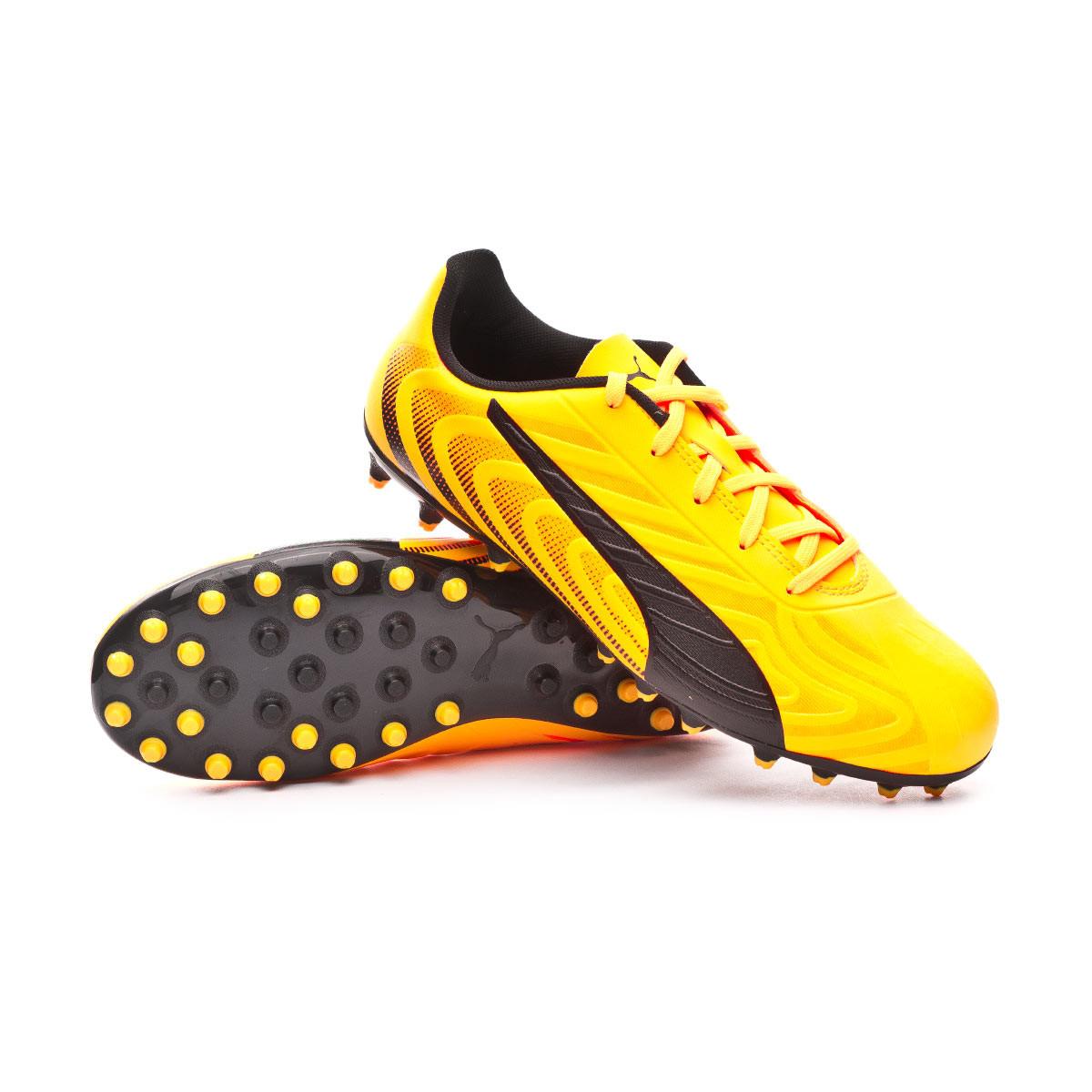 Puma One 20.4 MG Niño Football Boots