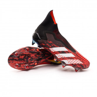 Predator 20+ SG Black-White-Active red