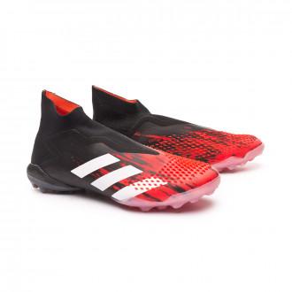 Predator 20+ Turf Core black-White-Active red