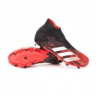 Predator 20+ FG Niño Core black-White-Active red