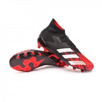 Predator 20.1 AG Core black-White-Active red