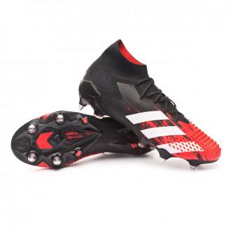 Predator 20.1 SG Core black-White-Active red