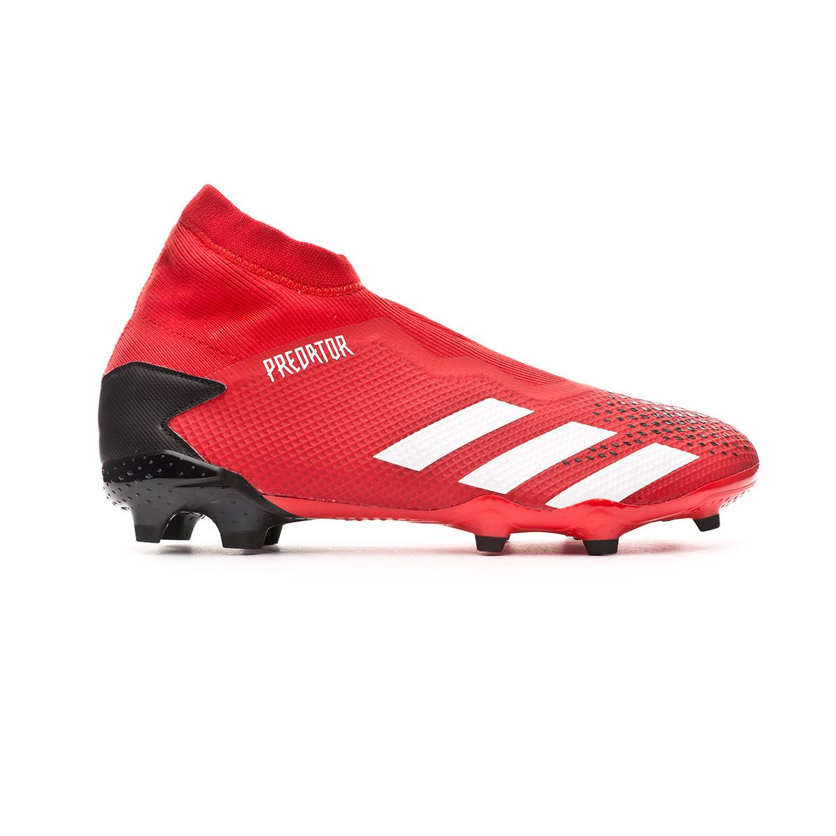 cristiandad novia brandy  Bota de fútbol adidas Predator 20.3 LL FG Active red-White-Core black -  Tienda de fútbol Fútbol Emotion