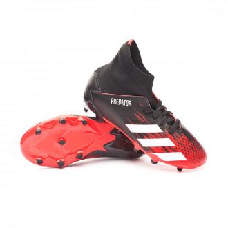 Predator 20.3 FG Niño Black-White-Active red