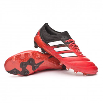 Copa 20.1 AG Active red-White-Core black
