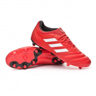Copa 20.3 FG Active red-White-Core black