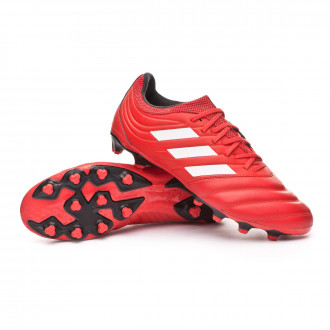 Copa 20.3 MG Active red-White-Core black