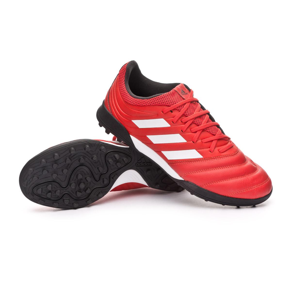amistad Latón tranquilo  Bota de fútbol adidas Copa 20.3 Turf Active red-White-Core black - Tienda  de fútbol Fútbol Emotion