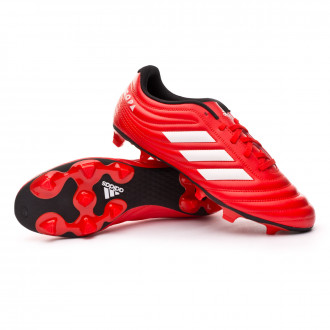 Copa 20.4 FG Active red-White-Black