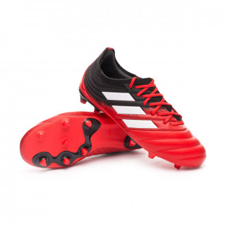 Copa 20.1 FG Niño Active red-White-Core black
