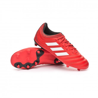 Copa 20.3 FG Enfant Active red-White-Black