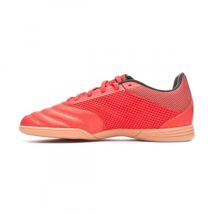 Chaussure de futsal adidas Copa 20.3 IN Sala Active red