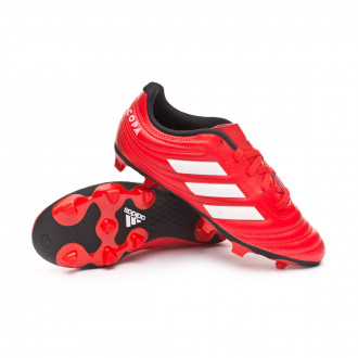Copa 20.4 FG Niño Active red-White-Core black