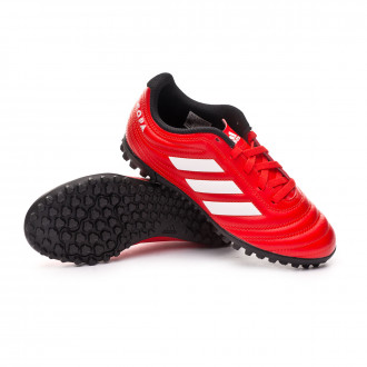 Copa 20.4 Turf Niño Active red-White-Black