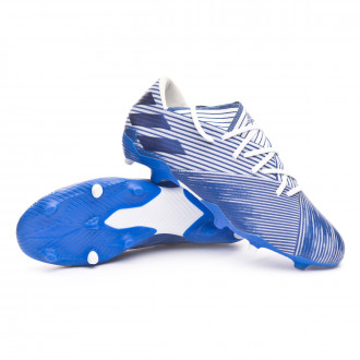 Nemeziz 19.2 FG White-Team royal blue