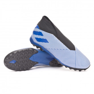 Nemeziz 19.3 LL Turf White-Team royal blue-Black