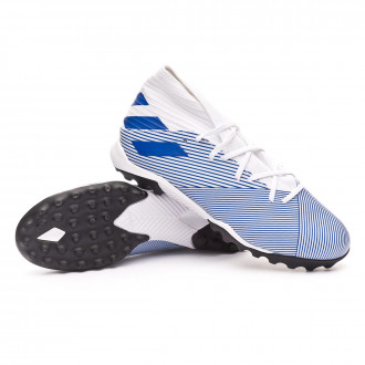 Nemeziz19.3 Turf White-Team royal blue-Black