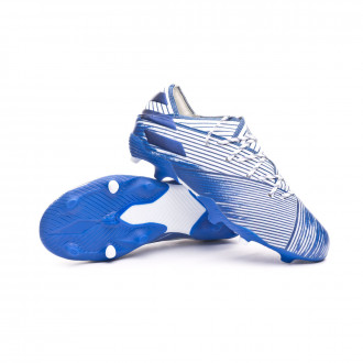 Nemeziz 19.1 FG Niño White-Team royal blue