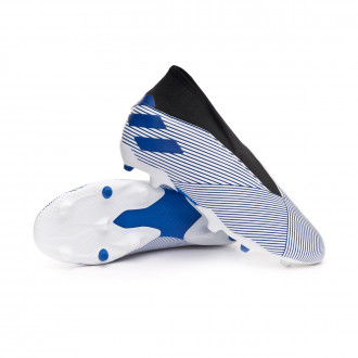 Nemeziz 19.3 LL FG Niño White-Team royal blue-Black