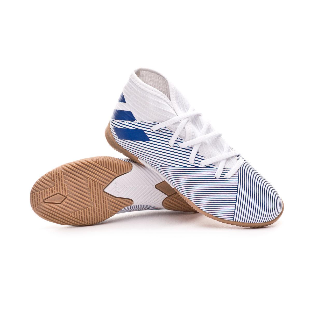 Sapatilha de Futsal adidas Nemeziz 19.3 IN Criança