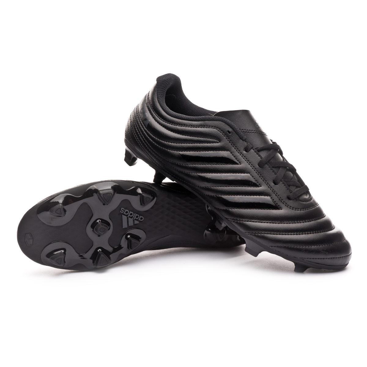 arcilla Sentimental Tormenta  Football Boots adidas Copa 20.4 FG Core black-Solid grey - Football store  Fútbol Emotion