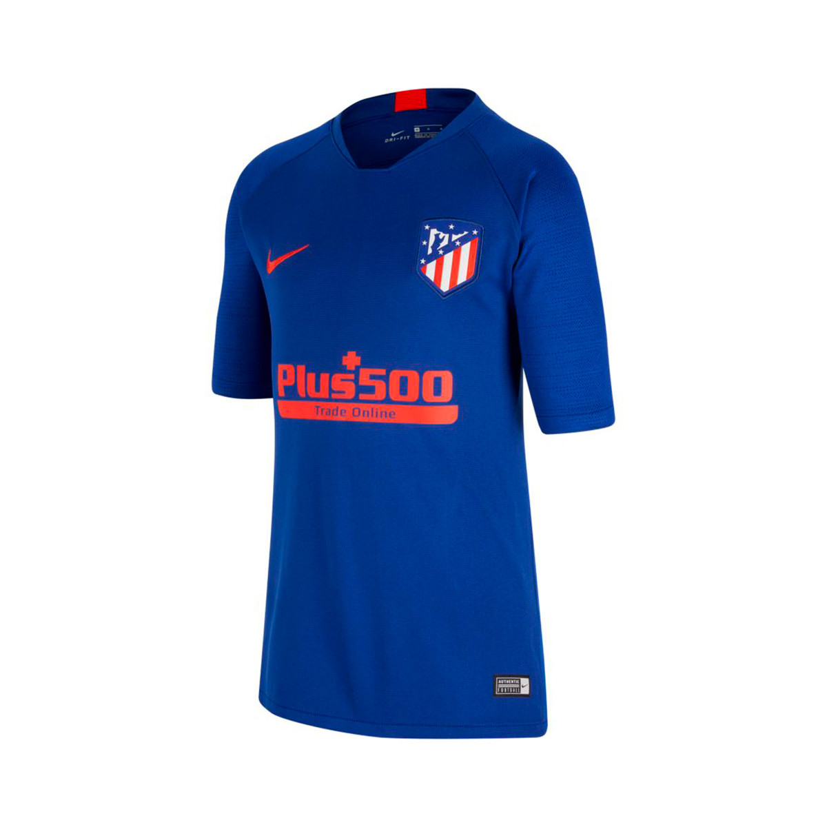 Nike Kids Atletico Madrid Breathe Strike Top SS 2019-2020 Jersey