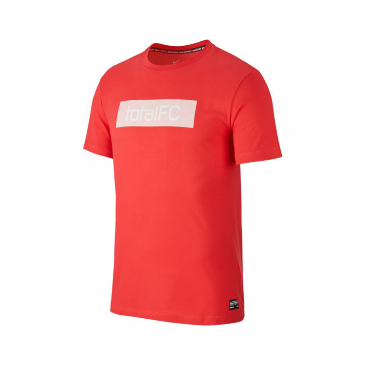 Subdividir Documento regla  Jersey Nike NIKE F.C. Dry Seasonal Graphic Track red - Football store  Fútbol Emotion