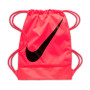 Football GymSack Laser crimson-Black iridescent
