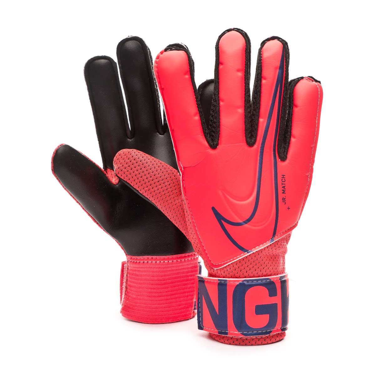 salir Dos grados contar  Glove Nike Match Niño Laser crimson-Black - Football store Fútbol Emotion
