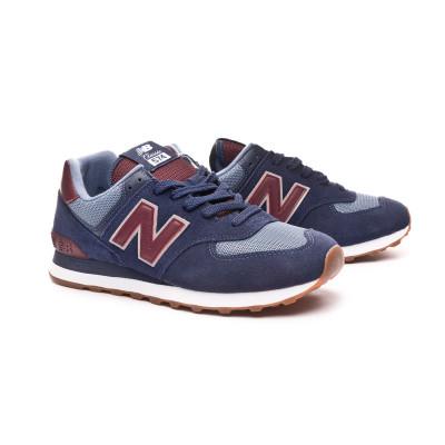 Balance 574 v2 Classic Navy-Red