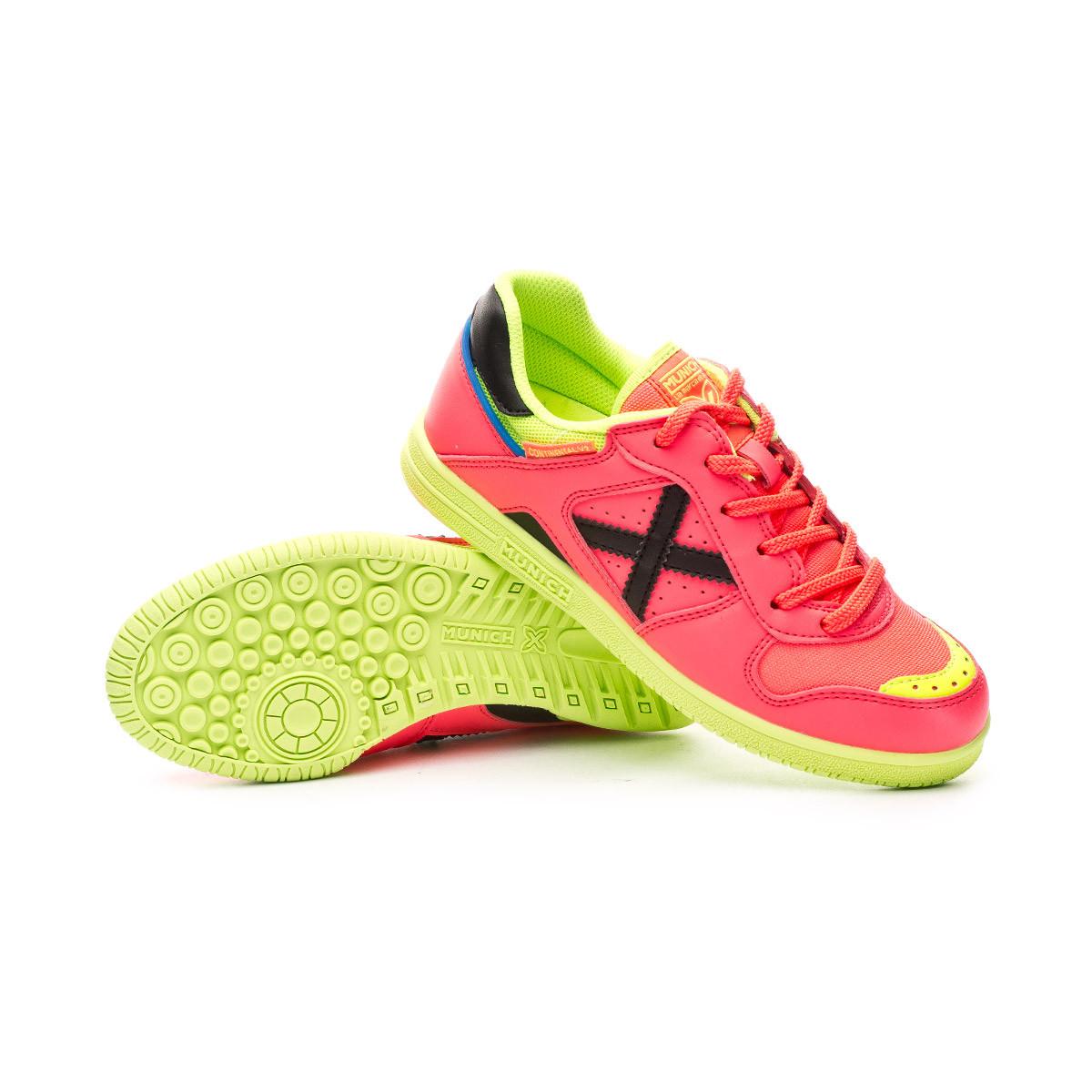 Chaussures de Fitness Mixte Enfant Munich Continetal V2