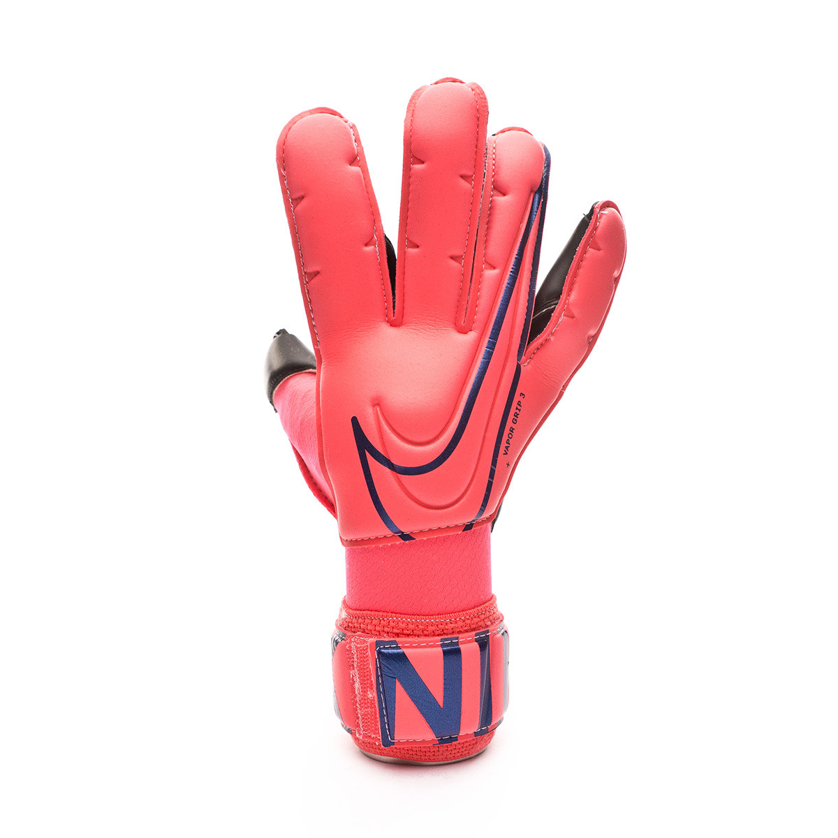 Fácil de leer Escéptico Popa  Glove Nike Kids Vapor Grip3 Laser crimson-Black - Football store Fútbol  Emotion