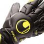 Guante Supersoft Flex Frame HN Black-Fluor yellow