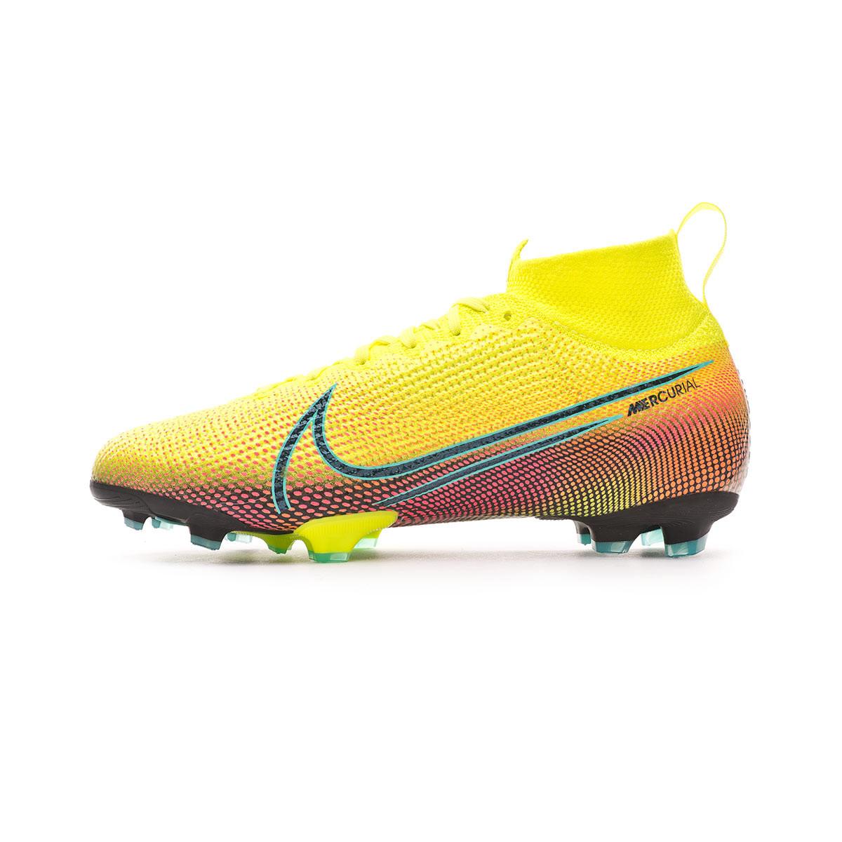 Chaussure de foot Nike Mercurial Superfly VII Elite MDS FG Enfant
