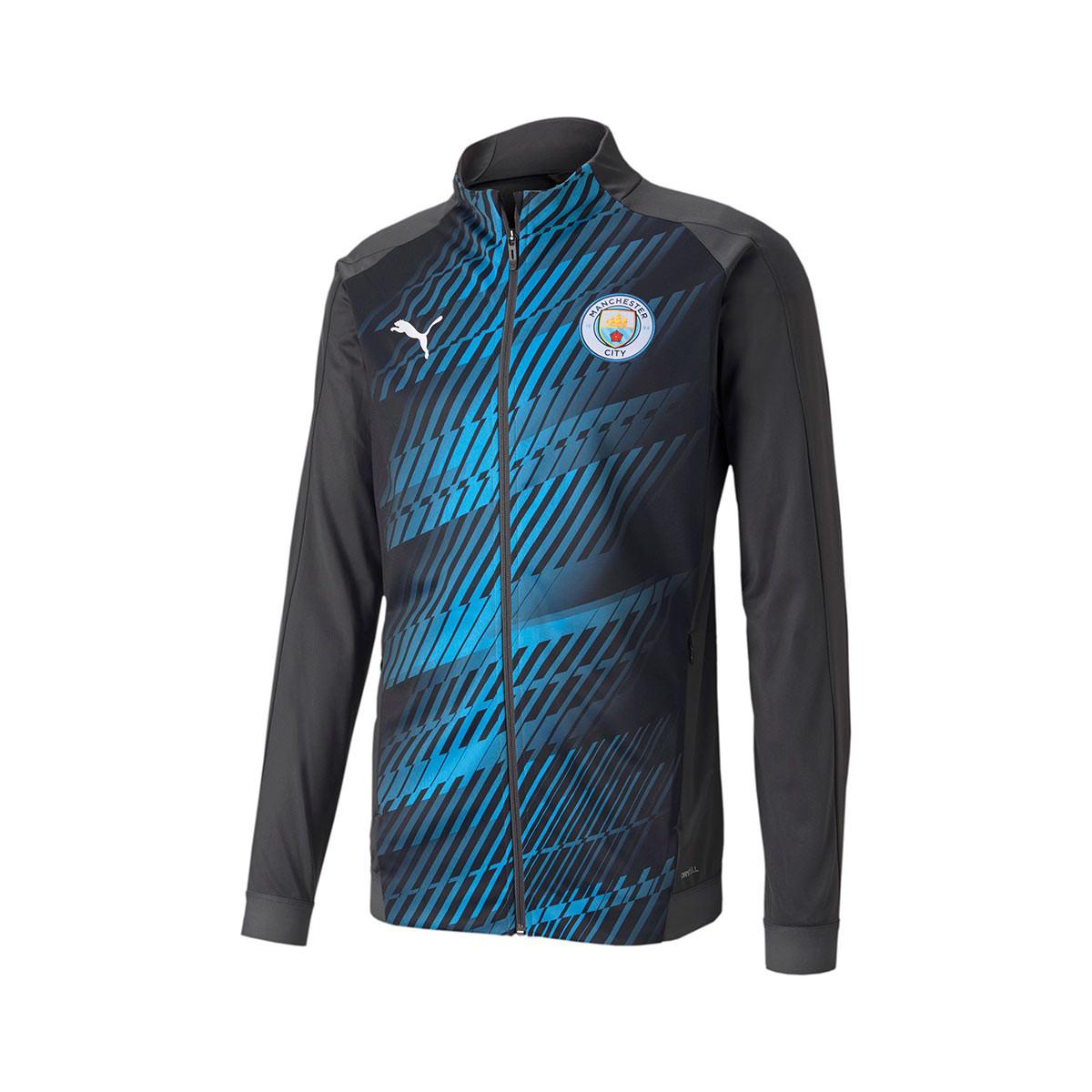 Casaco Puma Manchester City FC Stadium League 2019 2020