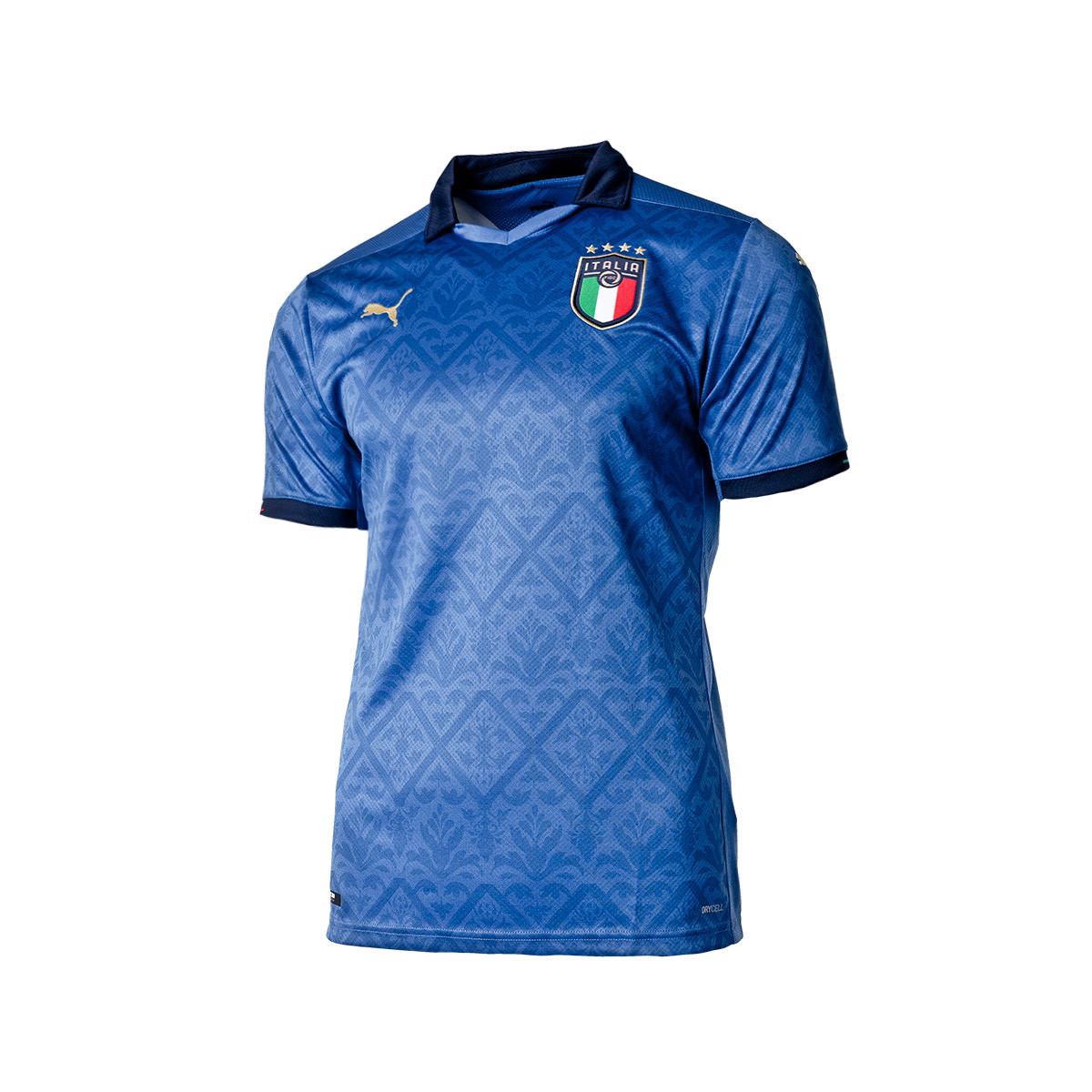 Puma Italy Home Replica 2020-2021 Kids Jersey