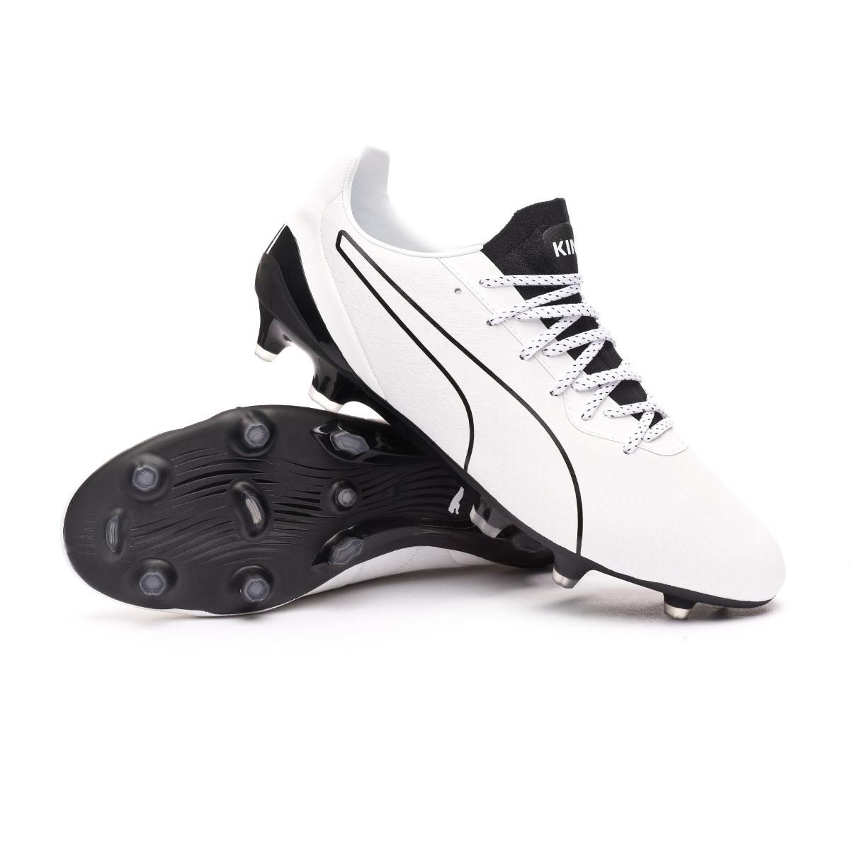 Puma King Platinum Lazertouch FG/AG Football Boots