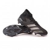 Bota Predator 20.1 FG Core black-Silver metallic