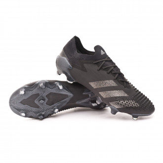 Predator 20.1 Low FG Core black-Silver metallic