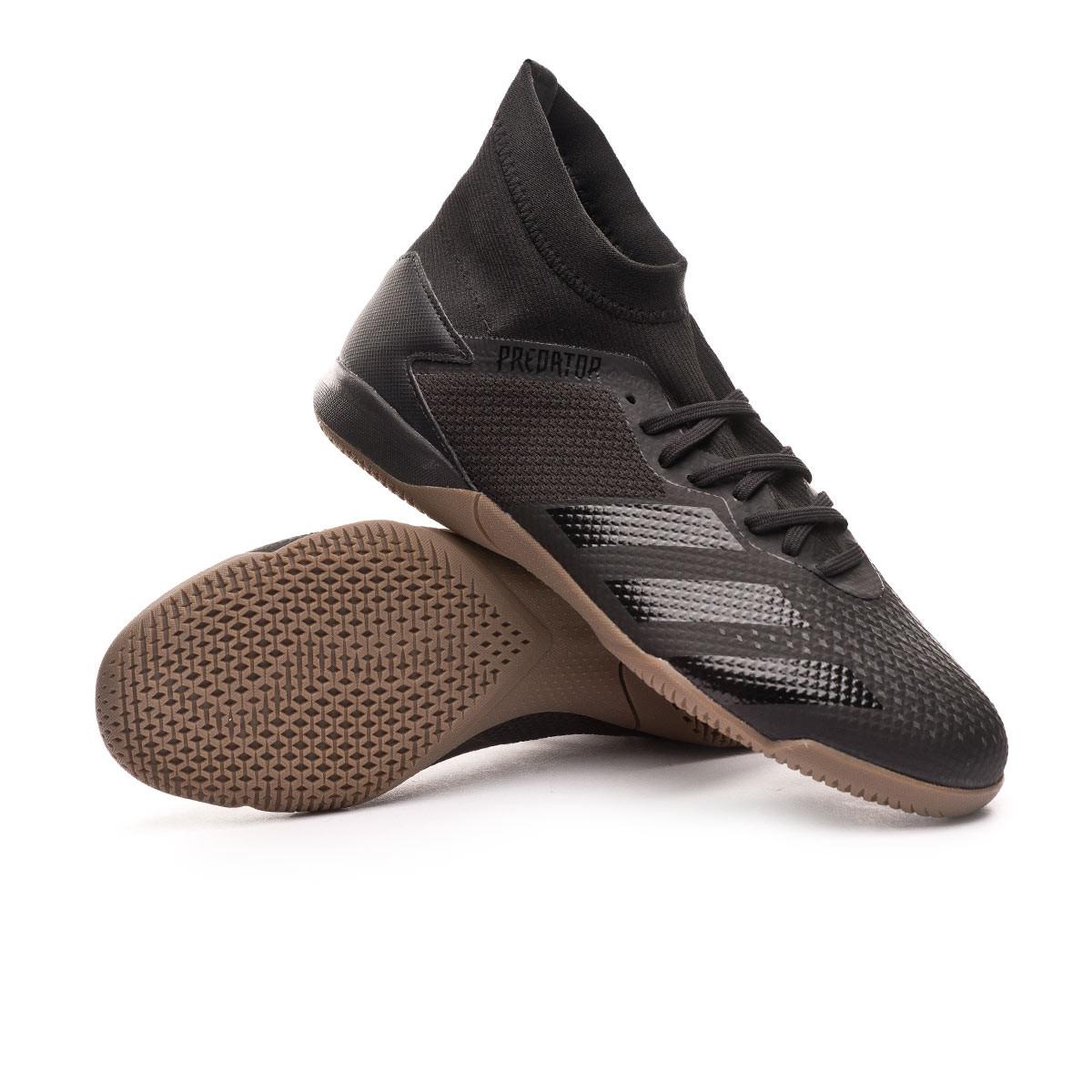 chaussures de futsal adidas noire